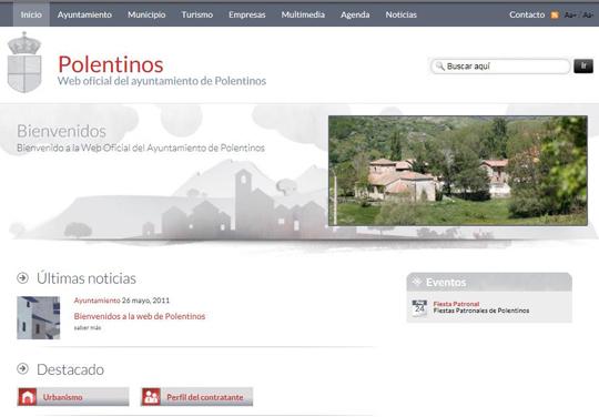 Bienvenidos a la web de Polentinos